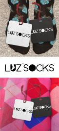 Logo design # 1152024 for Luz' socks contest