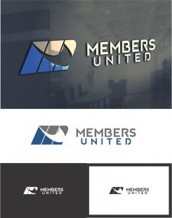Logo design # 1125137 for MembersUnited contest