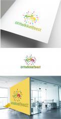 Logo # 1103401 voor Ontwerp een vrolijk  feestelijk en kleurrijk logo voor  Ontwikkelfeest  wedstrijd