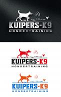 Logo design # 1207154 for Design an unic logo for my company   Kuipers K9    specialized in dogtraining contest