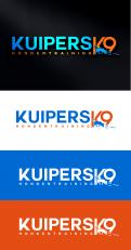 Logo design # 1207161 for Design an unic logo for my company   Kuipers K9    specialized in dogtraining contest