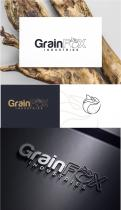 Logo design # 1184994 for Global boutique style commodity grain agency brokerage needs simple stylish FOX logo contest
