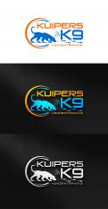 Logo design # 1207365 for Design an unic logo for my company   Kuipers K9    specialized in dogtraining contest