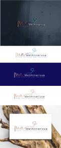 Logo # 1198049 voor Ontwerp een logo voor MetAnnerose wedstrijd