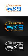 Logo design # 1207182 for Design an unic logo for my company   Kuipers K9    specialized in dogtraining contest