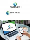 Logo # 1022298 voor Eigentijds logo voor Natural Plastics Int  wedstrijd