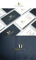 Logo # 1079584 voor Clean   Simple Logo   visitekaartje voor een Online Marketing Agency wedstrijd