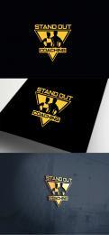 Logo # 1115799 voor Logo voor online coaching op gebied van fitness en voeding   Stand Out Coaching wedstrijd