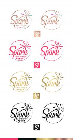 Logo design # 1187928 for Logo for Spark  Theme boxes for party's contest