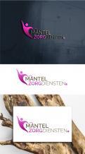 Logo # 1198071 voor Ontwerp een logo met beeldmerk voor thuiszorgorganisatie Mantelzorgdiensten! wedstrijd