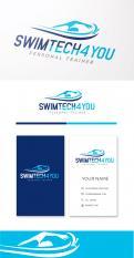 Logo # 964631 voor logo ontwerpen Swimtech4you wedstrijd
