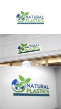 Logo # 1022427 voor Eigentijds logo voor Natural Plastics Int  wedstrijd