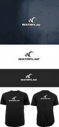 Logo design # 1205216 for logo for water sports equipment brand  Watrflag contest