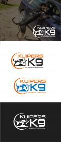 Logo design # 1206922 for Design an unic logo for my company   Kuipers K9    specialized in dogtraining contest
