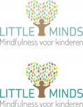 Logo # 362678 voor Ontwerp logo voor mindfulness training voor kinderen - Little Minds wedstrijd