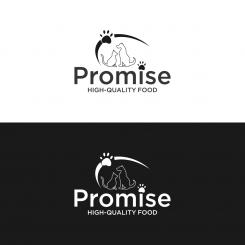 Logo design # 1196365 for promise dog and catfood logo contest