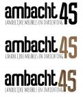 Logo # 322204 voor Ontwerp een pakkend logo voor een nieuw ambachtelijk productiebedrijf voor meubels en inrichting. wedstrijd