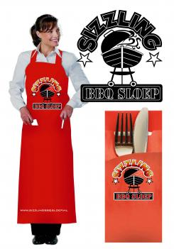 Logo # 276177 voor Nieuwe naam, logo en huisstijl voor catering (bbq) sloep in Amsterdam. wedstrijd