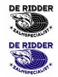 Logo # 381774 voor Zalmspecialist De Ridder wedstrijd
