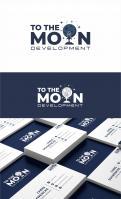 Logo design # 1227813 for Company logo  To The Moon Development contest