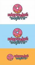 Logo # 1230127 voor Ontwerp een kleurrijk logo voor een donut store wedstrijd