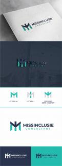 Logo # 1235849 voor Wie helpt mij naar een inclusievere wereld  wedstrijd