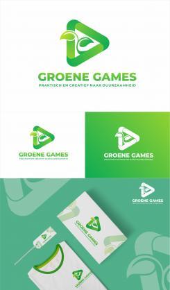 Logo # 1222224 voor Ontwerp een leuk logo voor duurzame games! wedstrijd