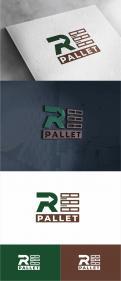 Logo # 1248307 voor Gezocht  Stoer  duurzaam en robuust logo voor pallethandel wedstrijd