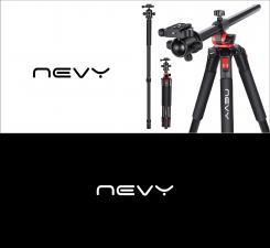 Logo # 1235550 voor Logo voor kwalitatief   luxe fotocamera statieven merk Nevy wedstrijd