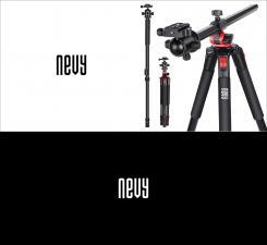 Logo # 1235551 voor Logo voor kwalitatief   luxe fotocamera statieven merk Nevy wedstrijd
