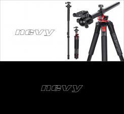 Logo # 1235554 voor Logo voor kwalitatief   luxe fotocamera statieven merk Nevy wedstrijd