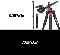 Logo # 1235572 voor Logo voor kwalitatief   luxe fotocamera statieven merk Nevy wedstrijd