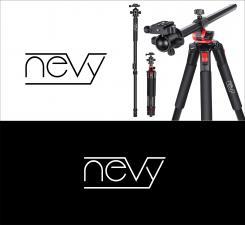 Logo # 1235580 voor Logo voor kwalitatief   luxe fotocamera statieven merk Nevy wedstrijd