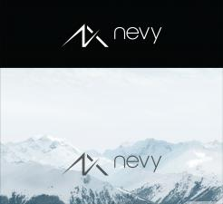 Logo # 1239114 voor Logo voor kwalitatief   luxe fotocamera statieven merk Nevy wedstrijd