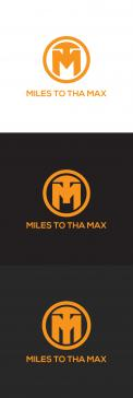 Logo design # 1181823 for Miles to tha MAX! contest