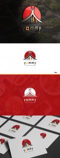 Logo # 1089359 voor ontwerp een horeca logo voor een nieuw te openen asian korean bbq restaurant wedstrijd