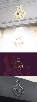 Logo design # 1139942 for MODERN AND BEAUTIFUL LOGO FOR AN ONLINE RETAILER IN COSMETICS AND PERFUMES contest
