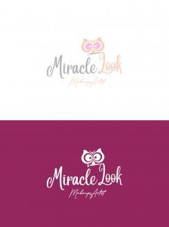 Logo  # 1093095 für junge Makeup Artistin benotigt kreatives Logo fur self branding Wettbewerb