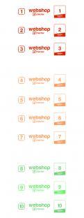 Logo design # 1095806 for WebshopChecker nl Widget contest