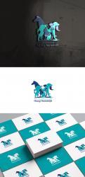 Logo design # 1002529 for logo for a vet practice contest