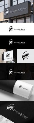 Logo design # 1122110 for Beauty and brow company contest