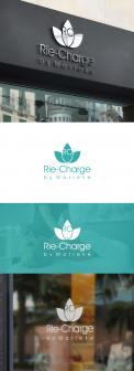 Logo # 1130141 voor Logo voor mijn Massage Praktijk Rie Charge by Marieke wedstrijd