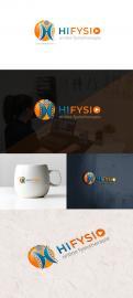 Logo # 1101666 voor Logo voor Hifysio  online fysiotherapie wedstrijd