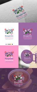 Logo # 1115419 voor Logo voor een Hongaars food concept op Facebook en Instagram gezocht wedstrijd