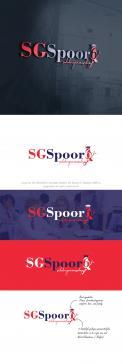 Logo # 1102884 voor SG SPOOR 6 wedstrijd