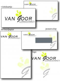 Logo # 127 voor Logo van Goor Consultancy wedstrijd
