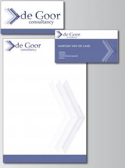 Logo # 156 voor Logo van Goor Consultancy wedstrijd