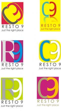 Logo # 364 voor Logo voor restaurant resto 9 wedstrijd