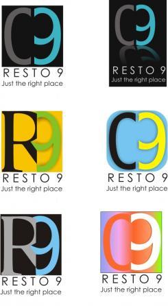 Logo # 303 voor Logo voor restaurant resto 9 wedstrijd