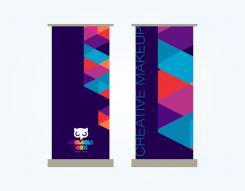 Logo  # 1095814 für junge Makeup Artistin benotigt kreatives Logo fur self branding Wettbewerb